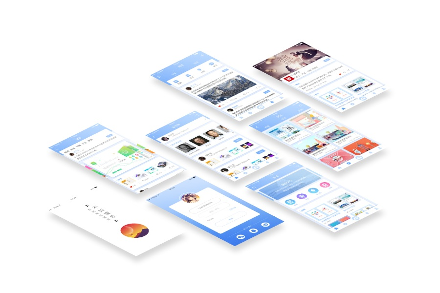 iphone6s 多页展示样机